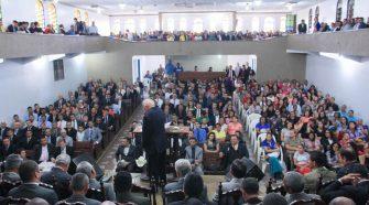 Reunião Geral de Obreiros do Campo ADCN