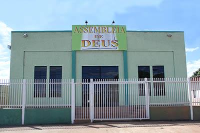 ADEALO - Assembleia de Deus Águas Lindas Oeste