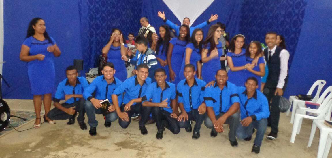 Congresso de jovens Lapão