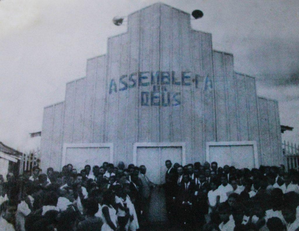Inauguração da ADCN na Vila do IAPI