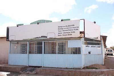Frente da Congregação QNP 21