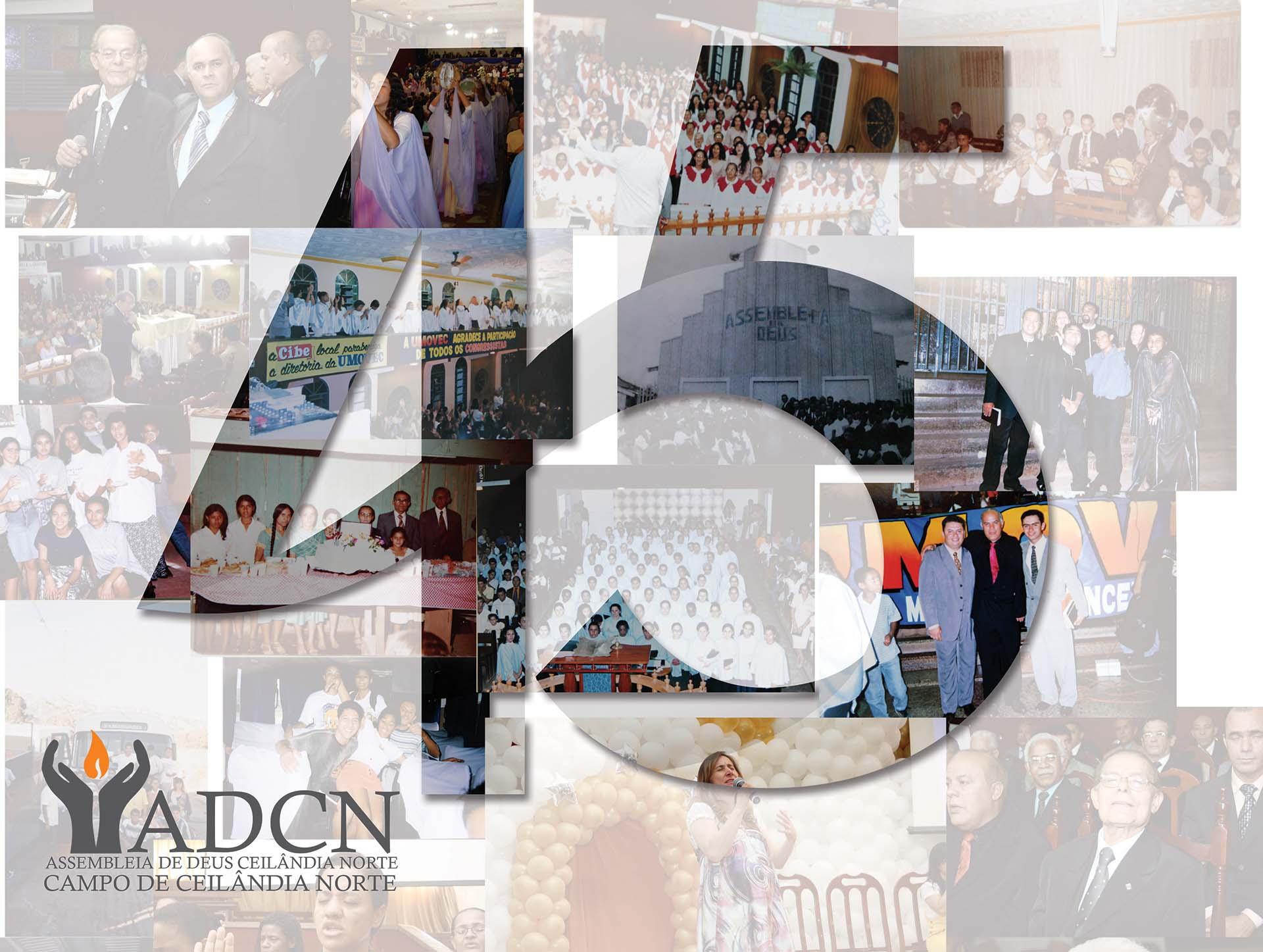 45 anos da ADCN