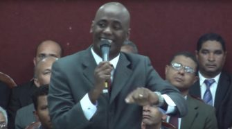 Pastor Márcio Braga