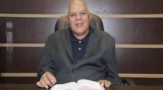 Pastor Ruberval Alves Leite, Presidente do Campo de Ceilândia Norte.