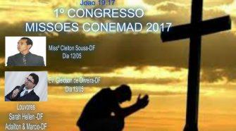 Congresso de Missões na ADESQ