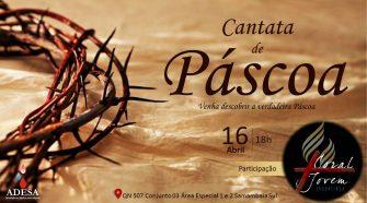 Cantata de Páscoa ADESA 2017