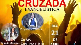 Cruzada Evangelistica na ADESA 615