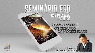 Seminário EBD