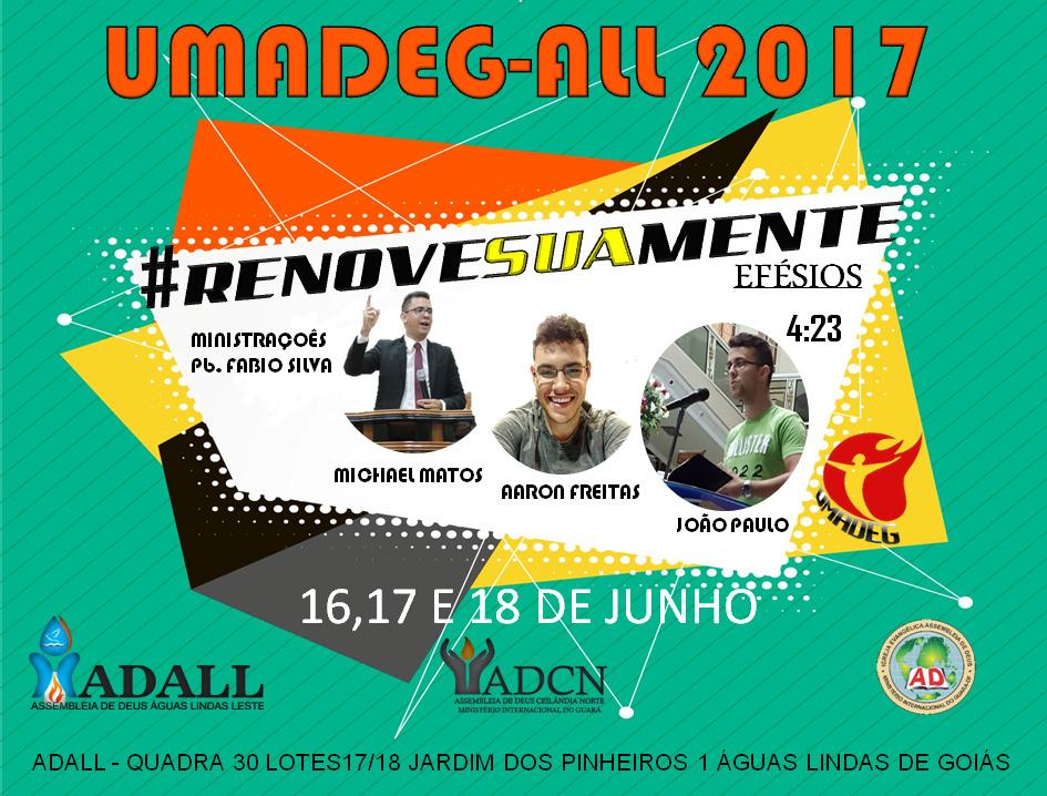 Congresso de Jovens ADALL