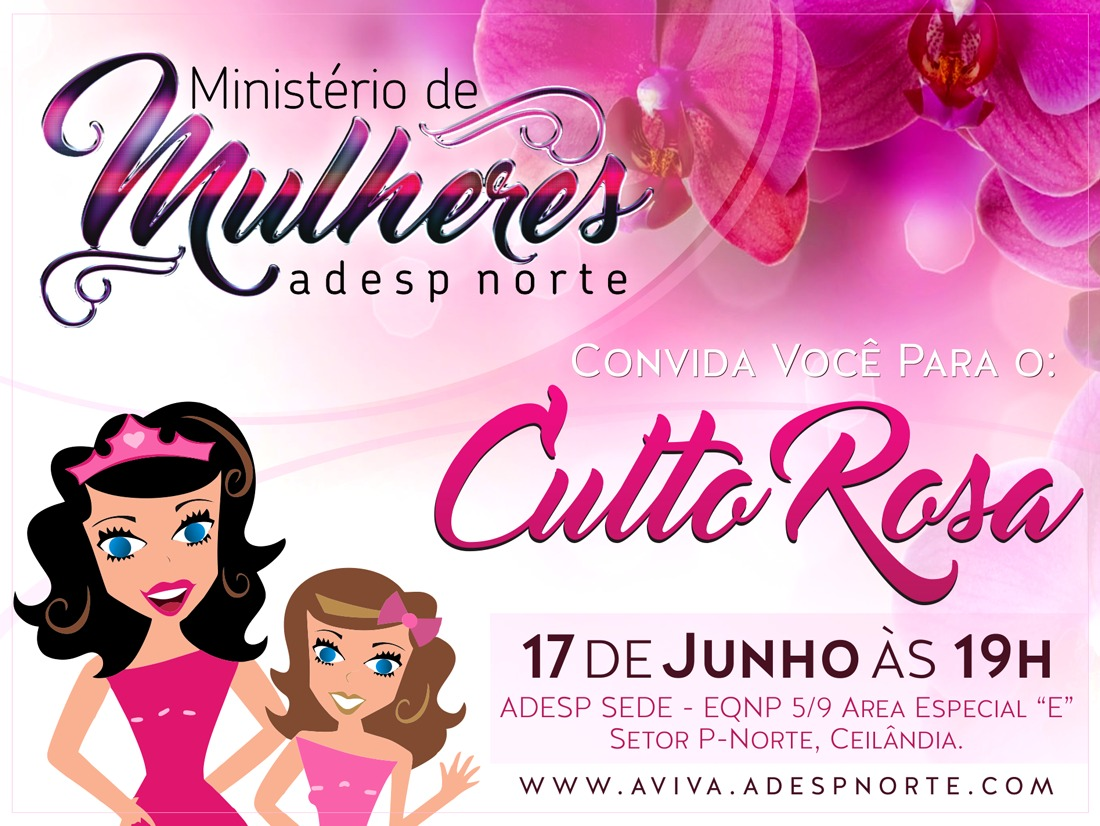 Culto Rosa no P Norte