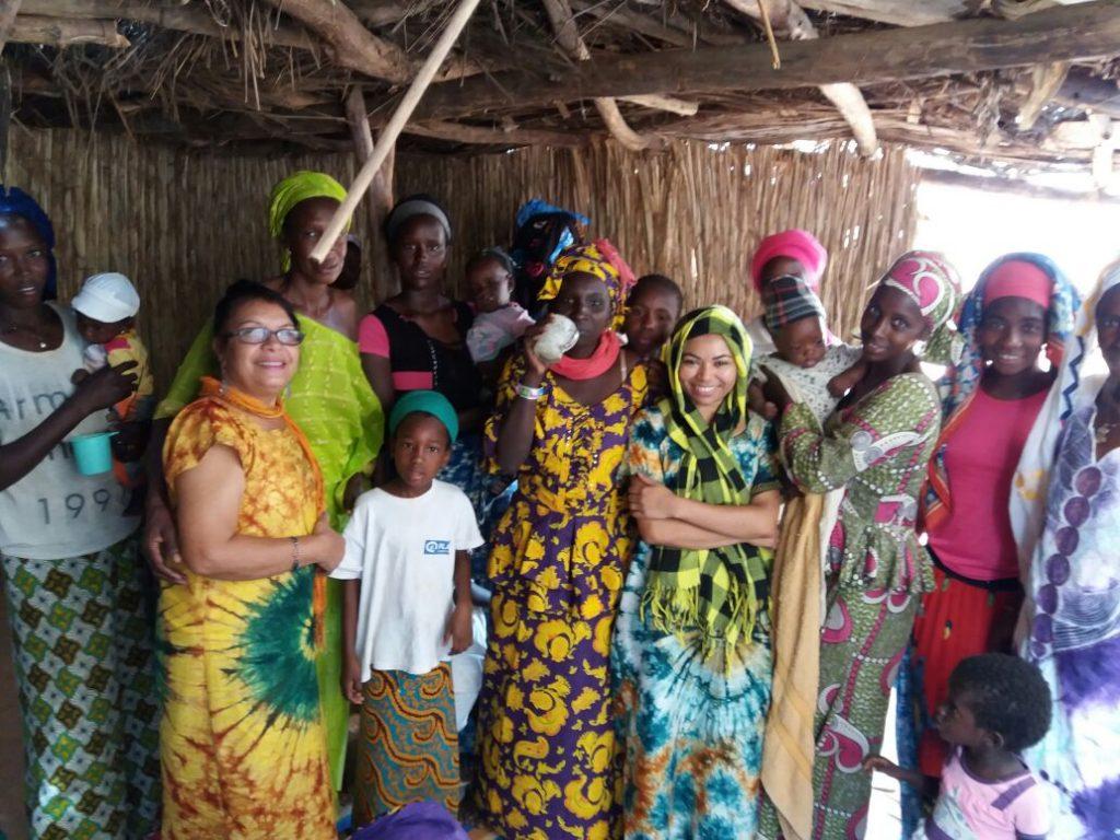 Missionária Helia(centro) - Saint Louis - Senegal